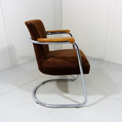 Tubular Easy Chair 1