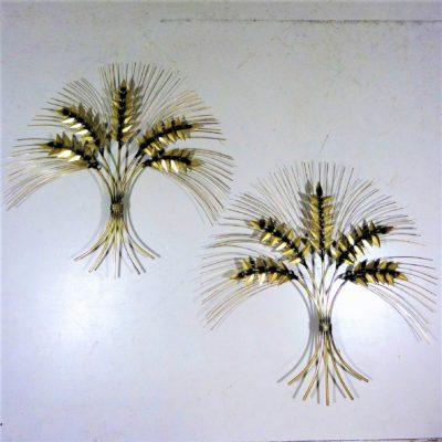 Brass Wheatsheaf Wall Decoration 1