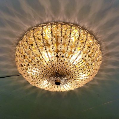 Glass Flower Ceiling Lamp 5