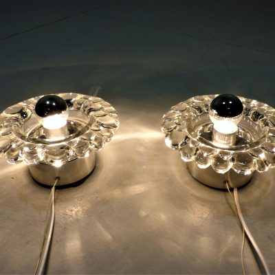 Hillebrand Wall Lamps Glass 3