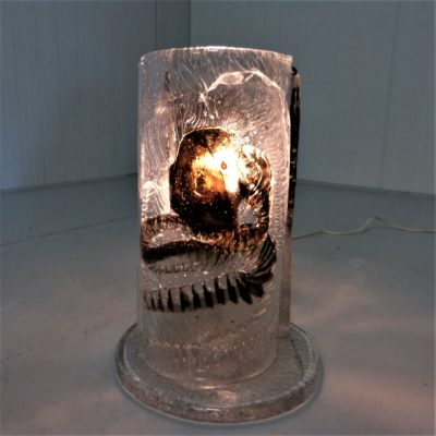 Mazzega Glass Table Lamp 5