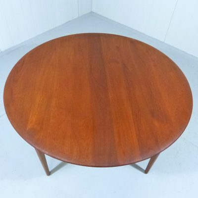 P Hvidt Coffee Table solid teak 2