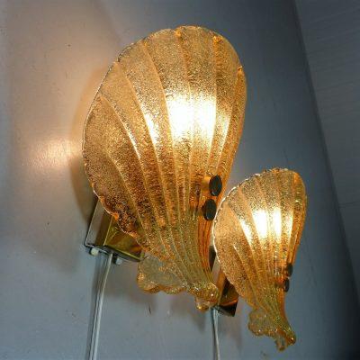 Sölken Leuchten Wall Lamps Murano 13