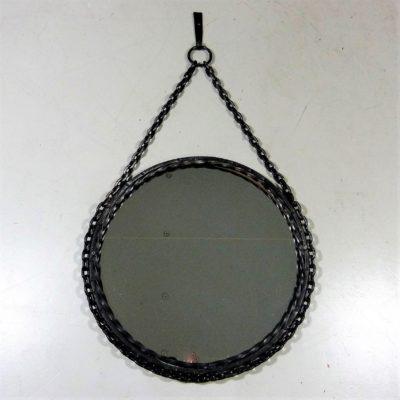 Vintage Chain Mirror 1