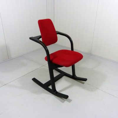 Stokke Varier Red Black 1