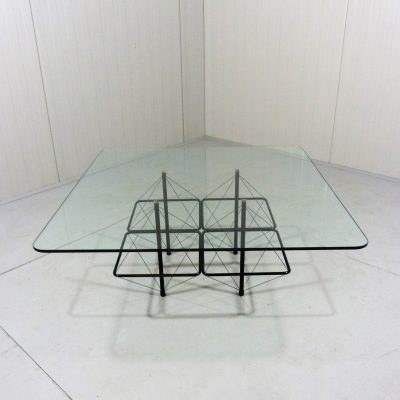 Architonic Wire Steel Coffee Table 1