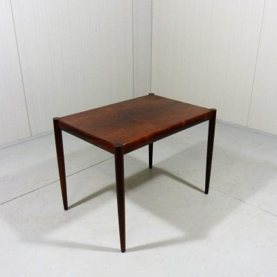Palissander Rosewood Side Table 1